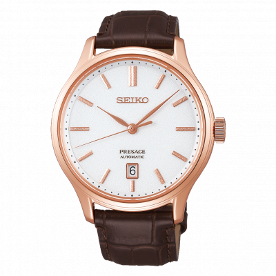 SEIKO PRESAGE 42MM MEN'S WATCH SRPD42J1
