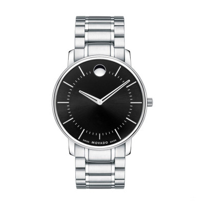 MOVADO THIN CLASSIC 40MM MEN'S WATCH 606687