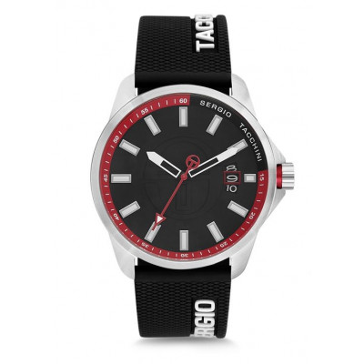 SERGIO TACCHINI STREAMLINE 46MM MEN`S WATCH ST.9.113.14