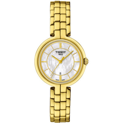 TISSOT FLAMINGO 30MM LADIES WATCH  T094.210.33.111.00