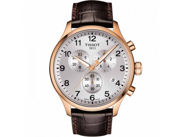 TISSOT CHRONO XL CLASSIC 45MM MEN'S WATCH T116.617.36.037.00