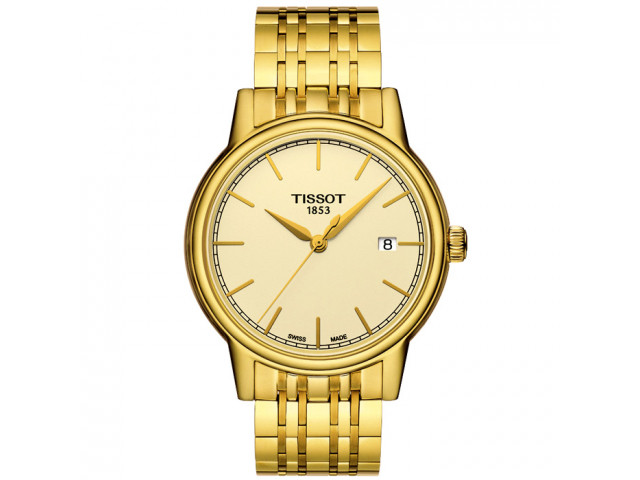 TISSOT CARSON QUARTZ 40MM MEN'S WATCH T085.410.33.021.00