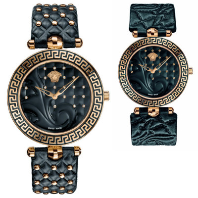 VERSACE VANITAS 40MM LADIES WATCH VK707 0013