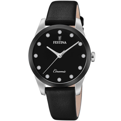 FESTINA CERAMIC 35MM LADIES WATCH F20473/3
