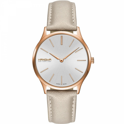 HANOWA PURE 40 MM MEN'S WATCH 16-4060.09.001.14