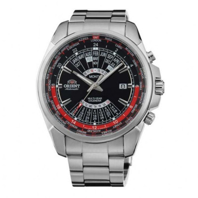 ORIENT 44 MM MEN'S WATCH MULTI-YEAR CALENDAR FEU0B001BH