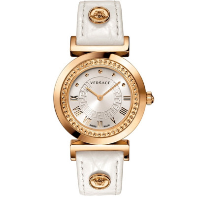 VERSACE VANITY 35MM LADIES WATCH P5Q80D0001 S001