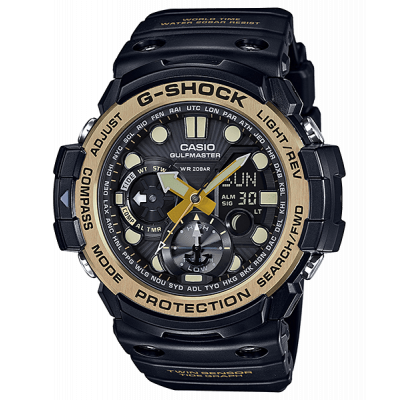 CASIO G-SHOCK GULFMASTER GN-1000GB-1AE