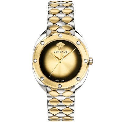 VERSACE SHADOV  38MM LADIES WATCH VEBM005 18