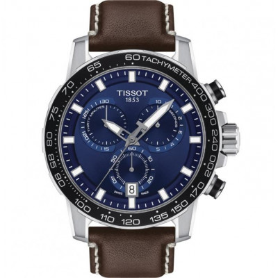 TISSOT SUPERSPORT 45.5MM MEN'S WATCH T125.617.16.041.00