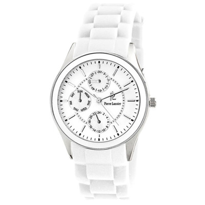 PIERRE LANNIER WEEK-END LINGE PURE 37MM LADY'S WATCH 001C600