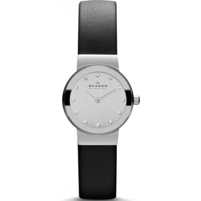 SKAGEN FREJA 26MM LADIES WATCH 358XSSLBC