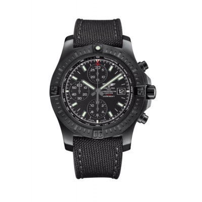 BREITLING COLT CHRONOGRAPH AUTOMATIC 44MM  MEN'S WATCH M1338810/BF01