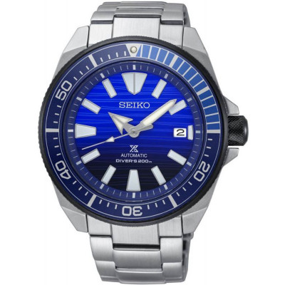 SEIKO PROSPEX SAVE THE OCEAN SAMURAI SPECIAL EDITION 44MM MEN'S WATCH SRPC93K1