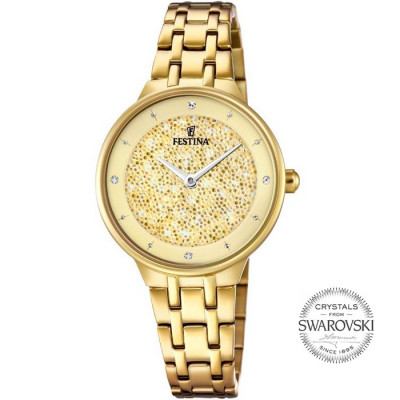 FESTINA MADEMOISELLE 30 MM LADIES WATCH F20383/2