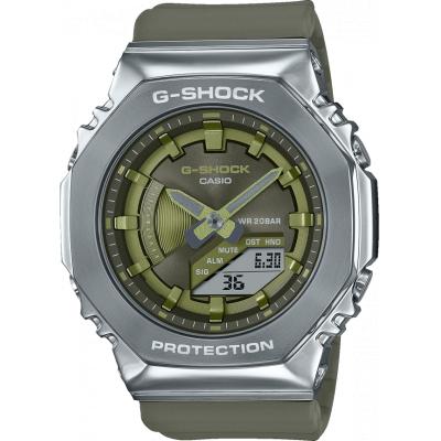CASIO G-SHOCK S SIZE GM-S2100-3AER