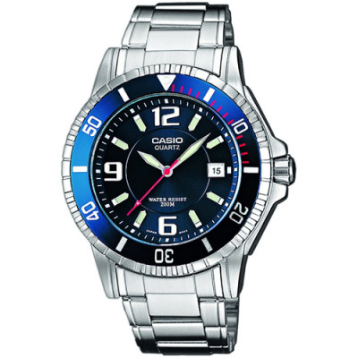CASIO COLLECTION 43MM MEN'S WATCH MTD-1053D-2AVES