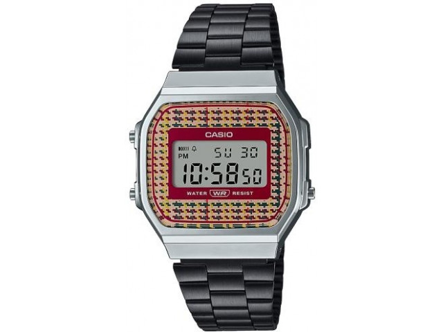 CASIO COLLECTION A168WEFB-5AEF