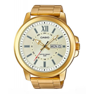 CASIO COLLECTION MTP-X100G-9AV