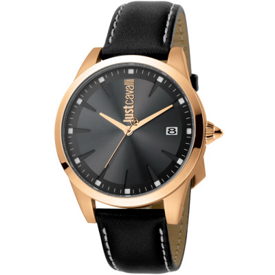 JUST CAVALLI RELAXED GAME 42MM MEN'S WATCHJC1G037L0035