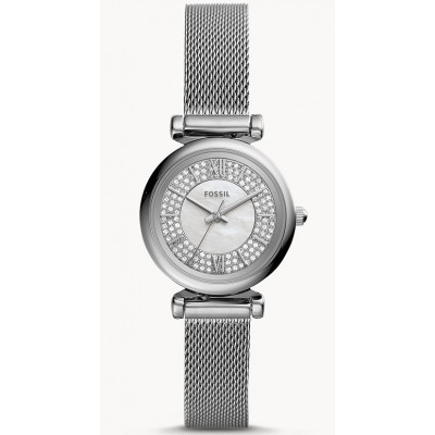 FOSSIL CARLIE MINI 28MM LADY'S WATCH ES4837