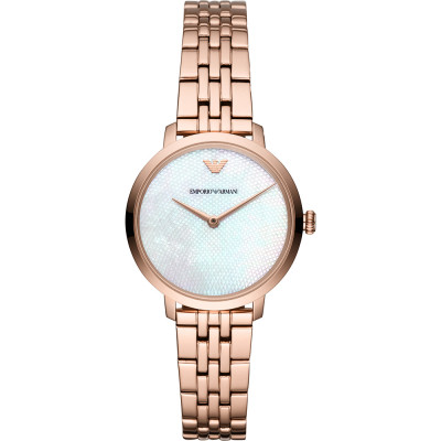 EMPORIO ARMANI MODERN SLIM 32MM LADIES WATCH AR11158