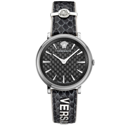 VERSACE V-CIRCLE 38MM LADIES WATCH VE81009 19
