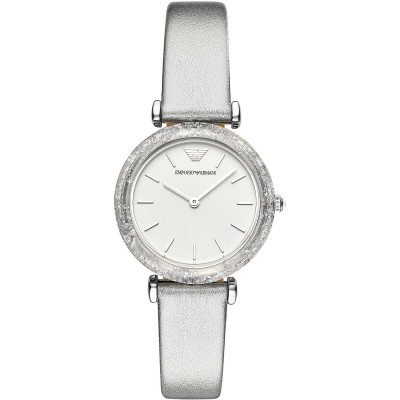 EMPORIO ARMANI GIANNI T-BAR 32MM LADIES WATCH AR11124