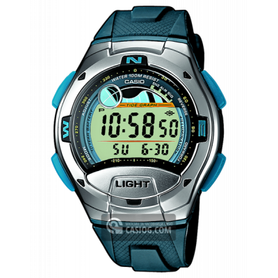 CASIO COLLECTION MTP-W-753-2AVES