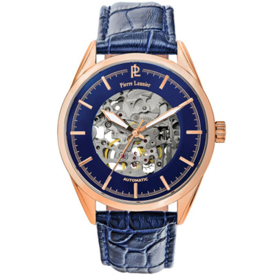 PIERRE LANNIER WEEK-END AUTOMATIC 43MM MEN'S WATCH 307C066