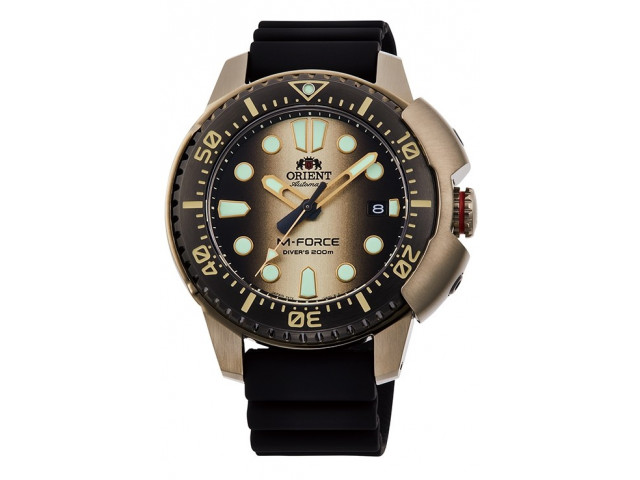 ORIENT M-FORCE 70-TH ANNIVERSARY LIMITED EDITION RA-AC0L05G