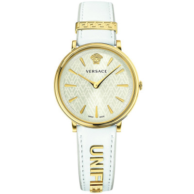 VERSACE V-CIRCLE 34MM LADIES WATCH  VBP10 0017