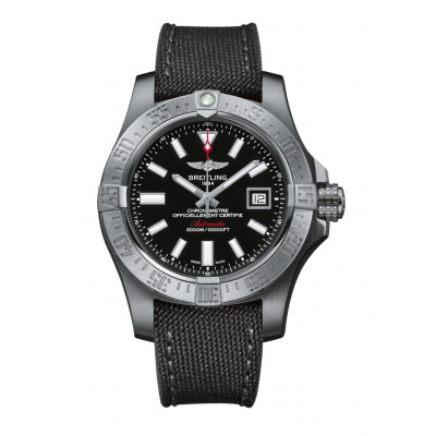 BREITLING AVENGER II SEAWOLF 45MM AUTOMATIC  MEN'S WATCH   A1733110/BC30/109W