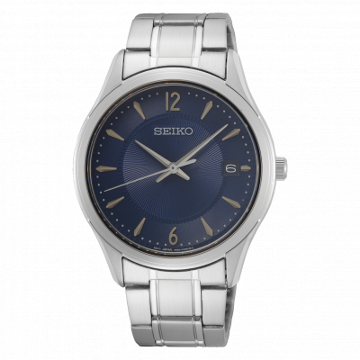 SEIKO CLASSIC 40MM MEN'S WATCH  SUR419P1