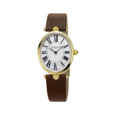 FREDERIQUE CONSTANT ART DECO QUARTZ  30X25MM LADY'S  WATCH FC-200MPW2V5