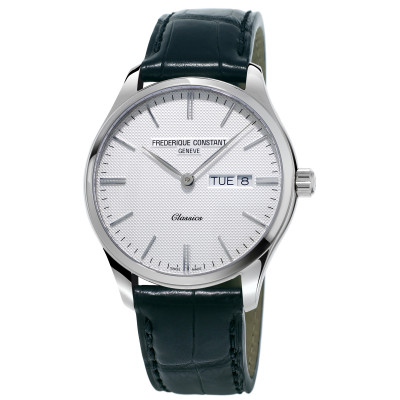 FREDERIQUE CONSTANT CLASSICS QUARTZ 40 MAN'S WATCH FC-225ST5B6