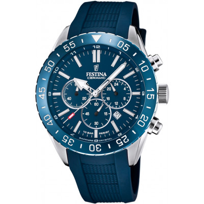 FESTINA CHRONOGRAPH  44MM MEN`S WATCH  F20515/1