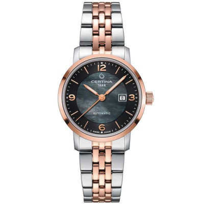 CERTINA DS CAIMANO AUTOMATIC  29MM LADY'S WATCH C035.007.22.127.01