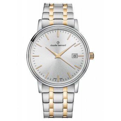 CLAUDE BERNARD CLASSIC GENTS  39 MM. MAN'S WATCH 53007 357JM AID