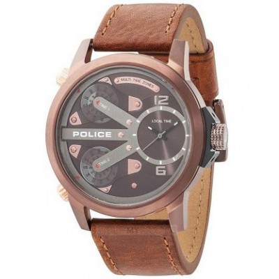 POLICE KING COBRA 50 MM MEN'S WATCH PL.14538JSBN/65A