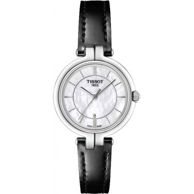 TISSOT FLAMINGO 30MM LADIES WATCH T094.210.16.111.00