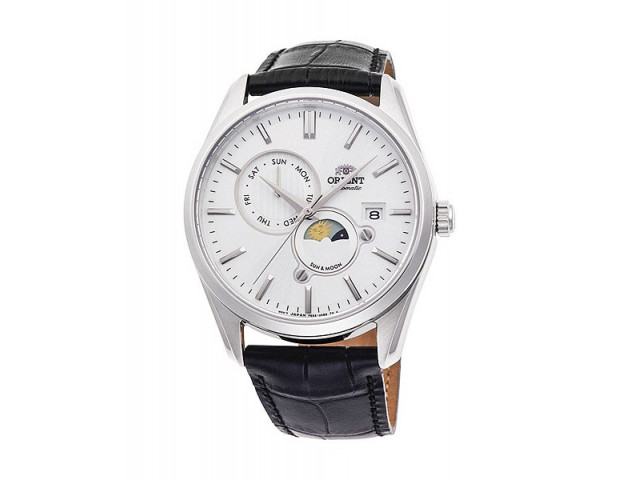 ORIENT CLASSIC AUTOMATIC SUN AND MOON 43ММ MEN'S WATCH RA-AK0305S