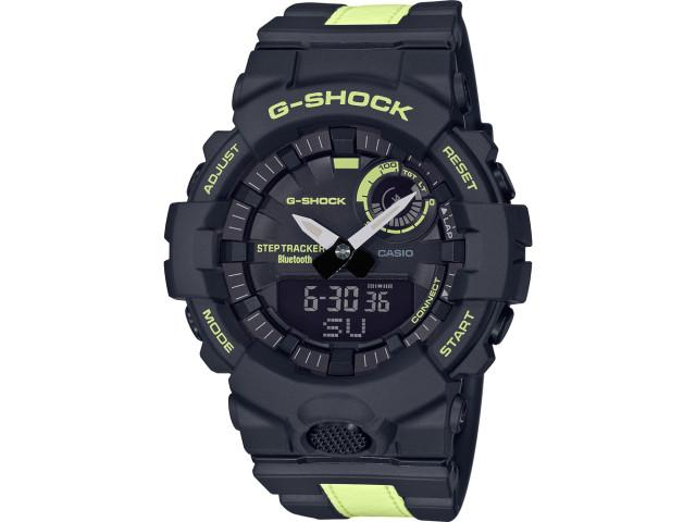 CASIO G-SHOCK BLUETOOTH GBA-800LU-1A1ER