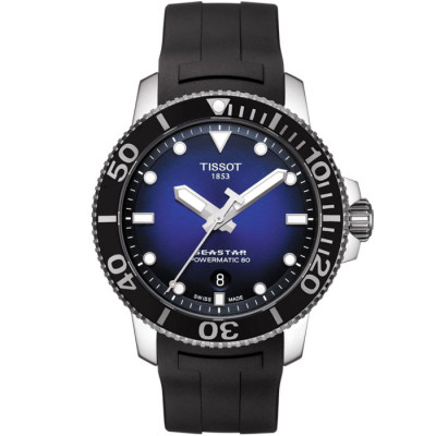 TISSOT SEASTAR 1000 POWERMATIC80 43MM MEN'S WATCH T120.407.17.041.00