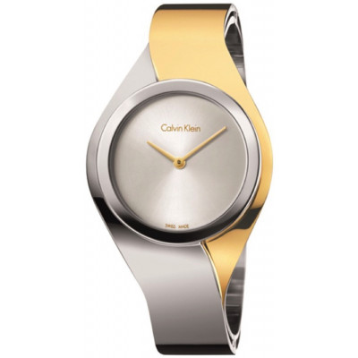 CALVIN KLEIN SENSES 43 MM LADIES''WATCH K5N2M1Y6