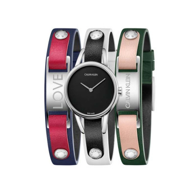CALVIN KLEIN MYCALVINS 32MM LADIE'S WATCH K9D231LY