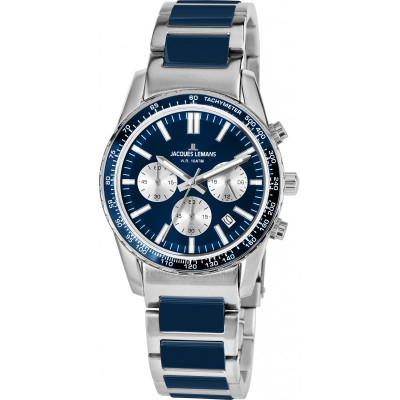 JACQUES LEMANS SPORT 39MM MEN'S 1-2059I