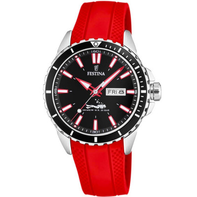 FESTINA DIVER 44.5MM MEN'S WATCH 20378/6