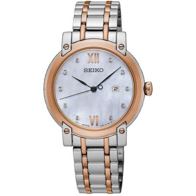 SEIKO 31.4 MM LADY'S WATCH SXDG86P1