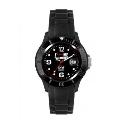 ICE-WATCH MEN'S     FM.SI.BK.U.S.11